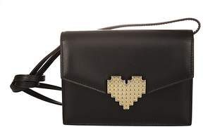 Les Petits Joueurs Lulu Heart Shoulder Bag