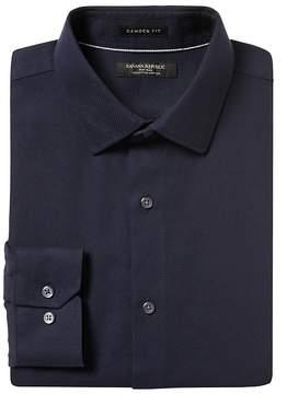 Banana Republic Camden Standard-Fit Non-Iron Stretch Solid Shirt
