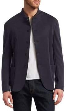 Giorgio Armani Guru Jersey Jacket