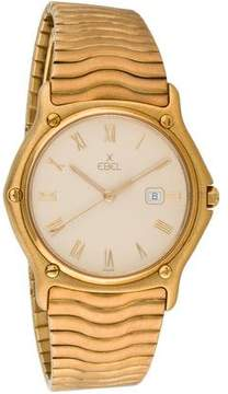 Ebel 18K Classic Wave Watch