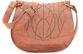 Danielle Nicole Women's Channing Saddle Crossbody Bag