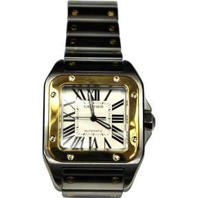 Cartier Santos 100 XL watch
