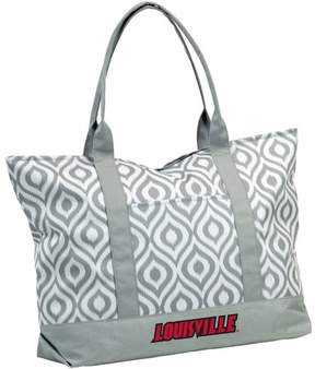 NCAA Logo Chairs Logo Louisville Ikat Tote