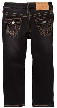 True Religion Geno Single End Slim Straight Jean (Toddler & Little Boys)