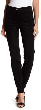 Basler Faux Suede Skinny Jeans