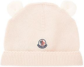 Moncler Teddy Ear Wool Hat