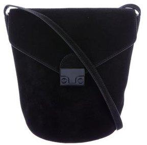 Loeffler Randall Flap Bucket Bag