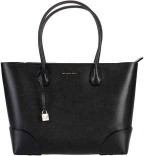 Michael Kors Black Mercer Gallery Large Bag - BLACK - STYLE