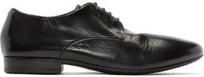 Marsèll Black Leather Sassello Derbys