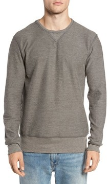 Alternative Men's B-Side Reversible Crewneck Sweatshirt