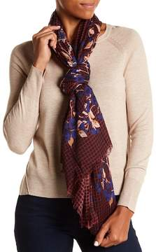 Halogen Enchanted Bloom Scarf