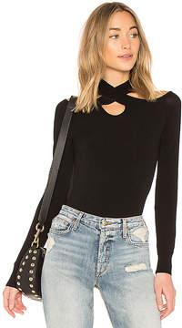 Autumn Cashmere Halter Sweater