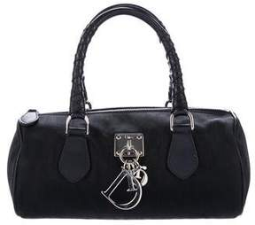 Christian Dior Diorissimo Canvas Handle Bag
