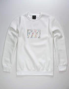 HUF Malibu Mens Sweatshirt