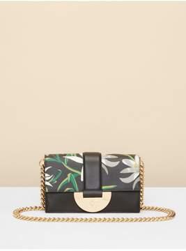Diane von Furstenberg | Bonne Journée Halfmoon Bag | Harlow black
