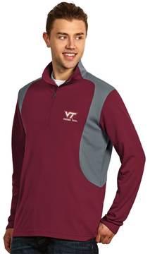 Antigua Men's Virginia Tech Hokies Delta 1/4-Zip Pullover