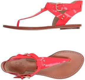 Belle by Sigerson Morrison Toe strap sandals