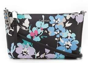 Calvin Klein Hayden Floral Cross-Body Bag