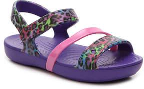 Crocs Girls Lina Toddler Sandal