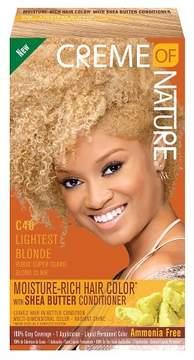 Crème of Nature Moisture Rich Hair Color C40 Light Blonde Kit