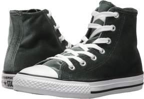 Converse Chuck Taylor All Star Velvet - Hi Girls Shoes