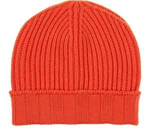 Barneys New York Men's Rib-Knit Wool-Cashmere Beanie