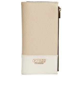 GUESS Celeste Color-Block Wallet