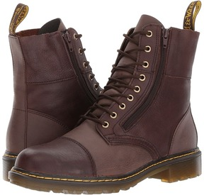 Dr. Martens Denton 9-Tie Boot Men's Boots