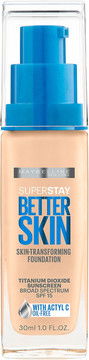 Maybelline SuperStay Better Skin Foundation