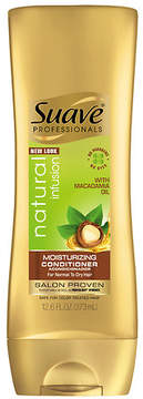 Suave Professionals Conditioner Natural Infusion Macadamia