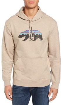 Patagonia Men's Fitz Roy Bear Graphic Hoodie