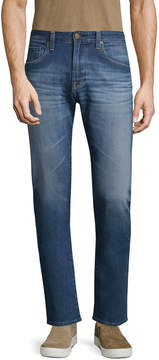 AG Adriano Goldschmied Men's Nomad Whiskered Jeans