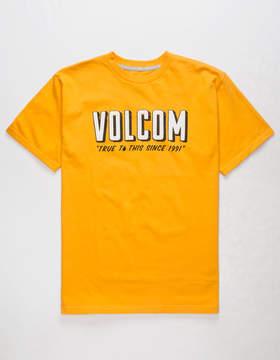 Volcom Camp Stone Boys T-Shirt