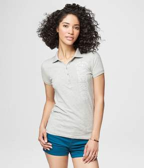 Aeropostale New York Aero Jersey Polo