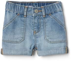Gap 3 Denim Shortie Shorts