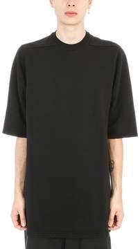 Drkshdw Black Cotton Jumbo T-shirt