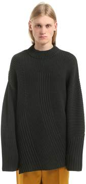 Blend of America Wool Oversized Knit Sweater