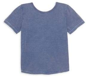 Splendid Toddler's& Little Boy's Washed Slub Tee