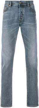 Diesel elongated skinny jeans