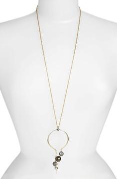 Alexis Bittar Women's Elements Beaded Cluster Pendant Necklace