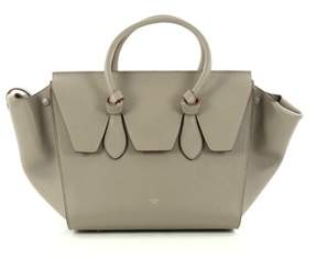 Celine Pre-owned: Tie Knot Tote Grainy Leather Small.