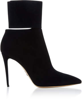 Paul Andrew Matteotti Suede Ankle Boots