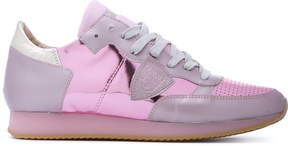 Philippe Model lateral patch sneakers