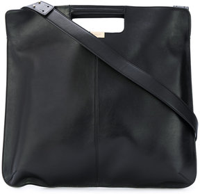 Rochas tote bag with cut out handles