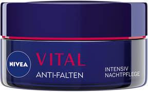 Nivea Vital Anti-Falten Night Cream by 50ml Cream)