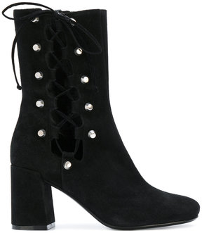McQ lace-up ankle boots