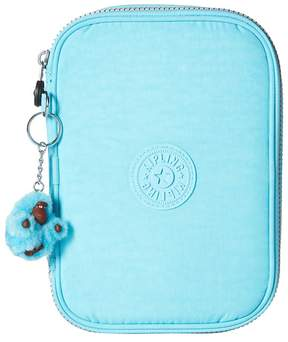 Kipling 100 Pens Case Wallet - BLUE SPLASH - STYLE