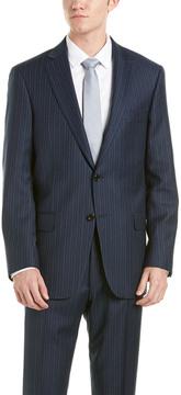 Hart Schaffner Marx Wool Suit