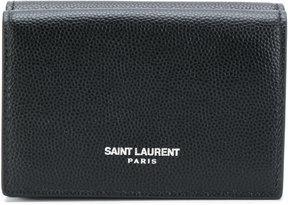Saint Laurent Paris tiny wallet