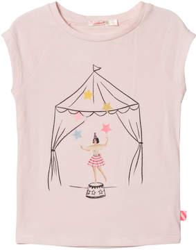 Billieblush Pale Pink Circus Girl T-Shirt